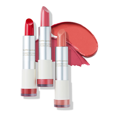 Real Fit Lipstick # 4