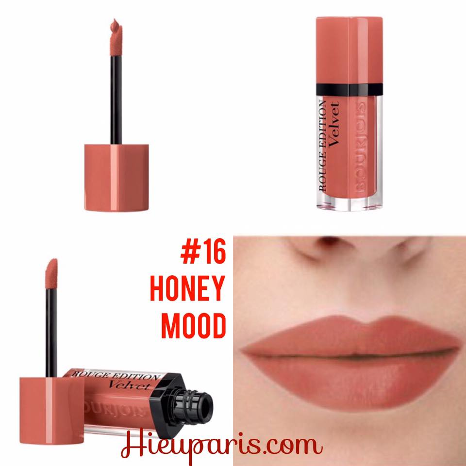 Bourjois Velvet #16 Honey Mood