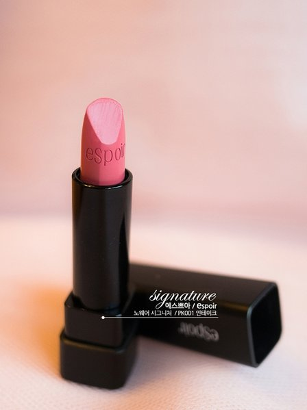 Lipstick No Wear Signature PK001 Intake