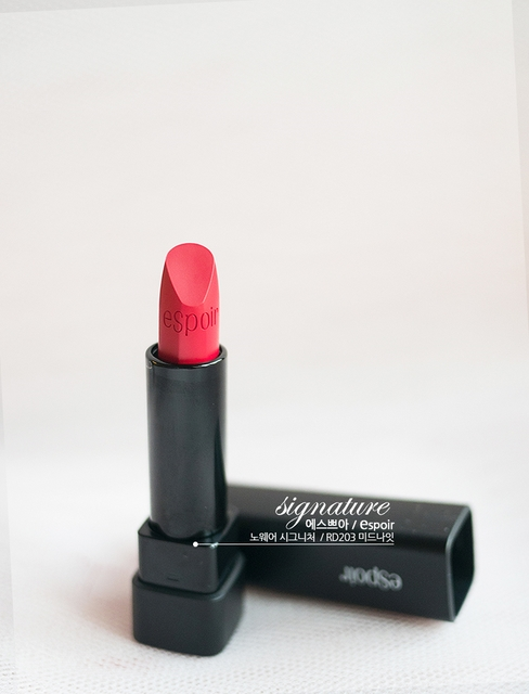 Lipstick No Wear Signature RD203 Midnight