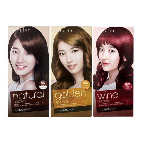 Stylist Hair Color Cream 7K