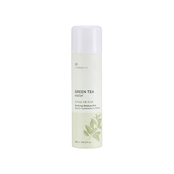 Xịt Khoáng Purifying Moisture Mist #Green Tea 120ml