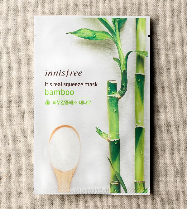 It's Real Squeeze Mask Bamboo