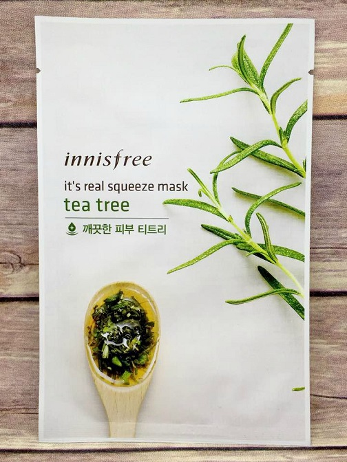 It's Real Squeeze Mask Tea Tree