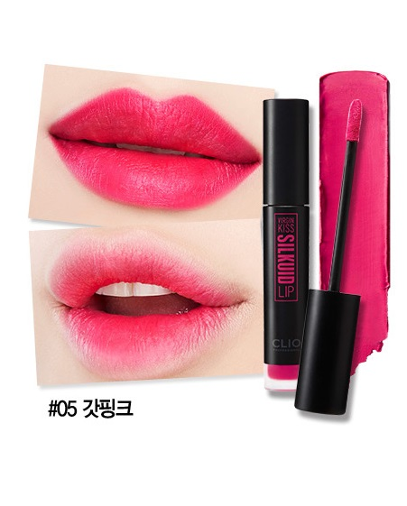 Virgin Kiss Silkuid Lip # 5 Godpink