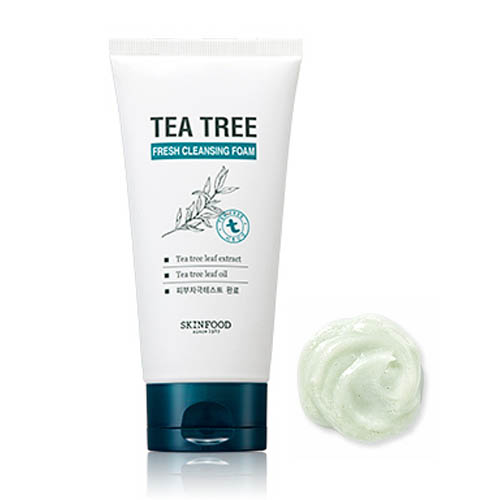 Tea Tree Fresh Cleansing Foam