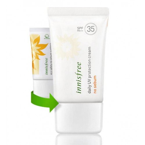 Kem CN Innisfree No Sebum SPF35