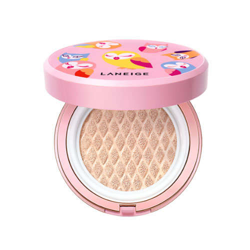 Lanneige Lucky Chouette BB Cushion Whitening #21