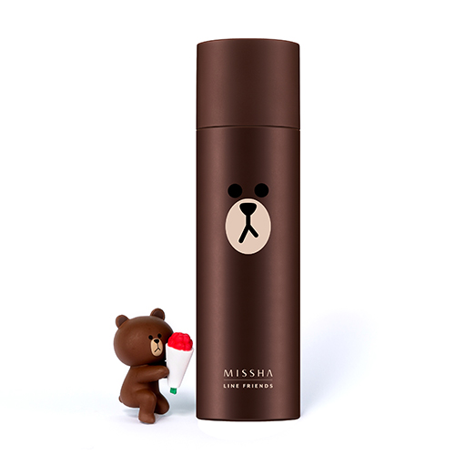 (LINE FRIENDS)Time Revolution The First Treatment Essence #Brown