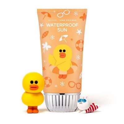 (LINE FRIENDS)All Around Safe Block Waterproof SunSPF50+/PA+++