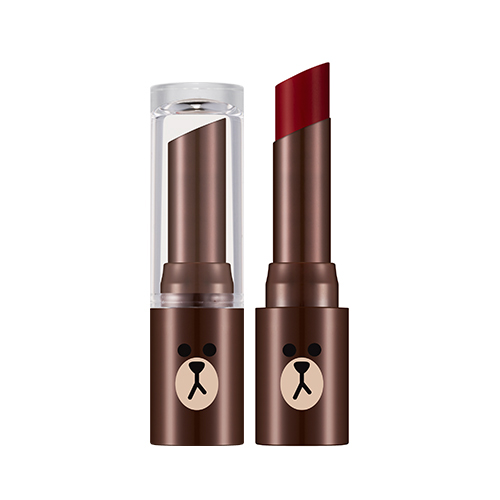 (LINE FRIENDS)Matt Lip Rouge #MRD05(new york red)