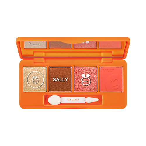 (LINE FRIENDS) Eye Color Studio Mini #3 sally orange