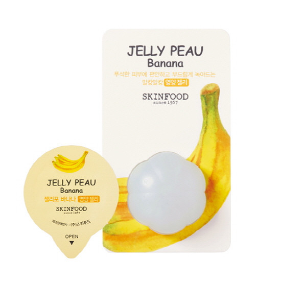 Jelly Peau Banana 10ml