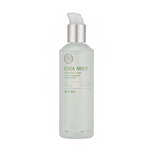 Chia Seed Watery Lotion.