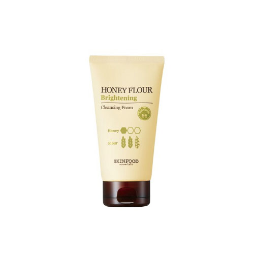Honey Flour Brightening Cleansing Foam