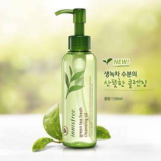 Green Tea Fresh Cleansing Oil