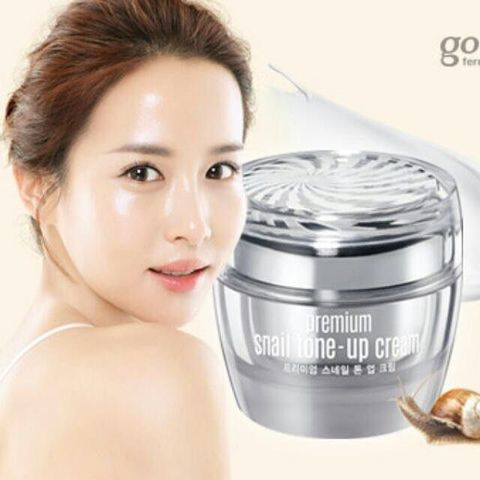 Premium Snail Tone Up Cream