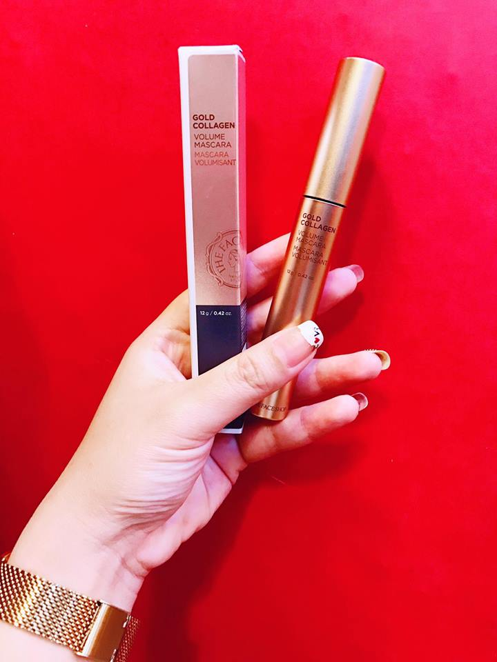 Gold Collagen Volume Mascara