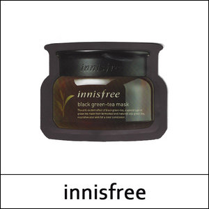 Mặt Nạ Sample Innisfree Black Green Tea Mask