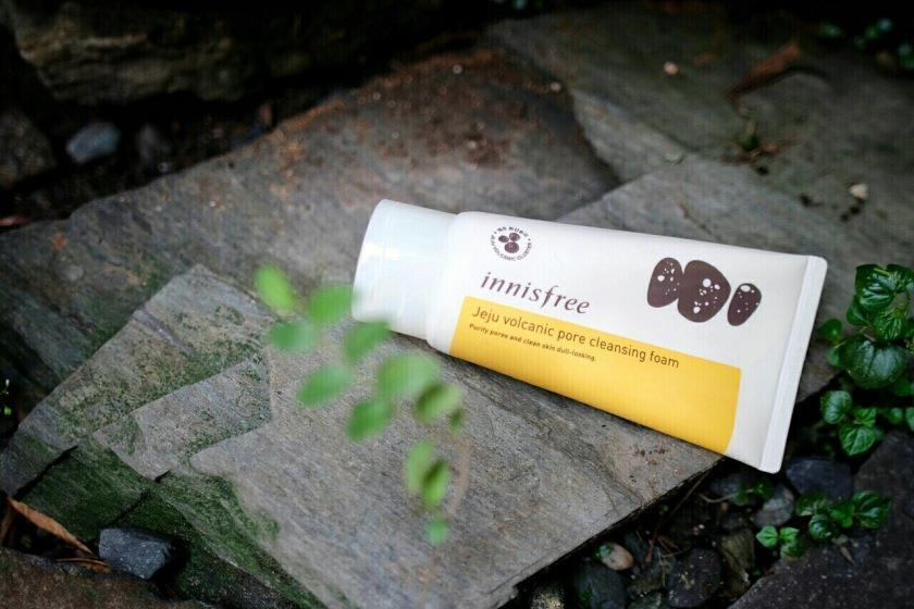 Srm Jeju Volcanic Innisfree Mini 30ml