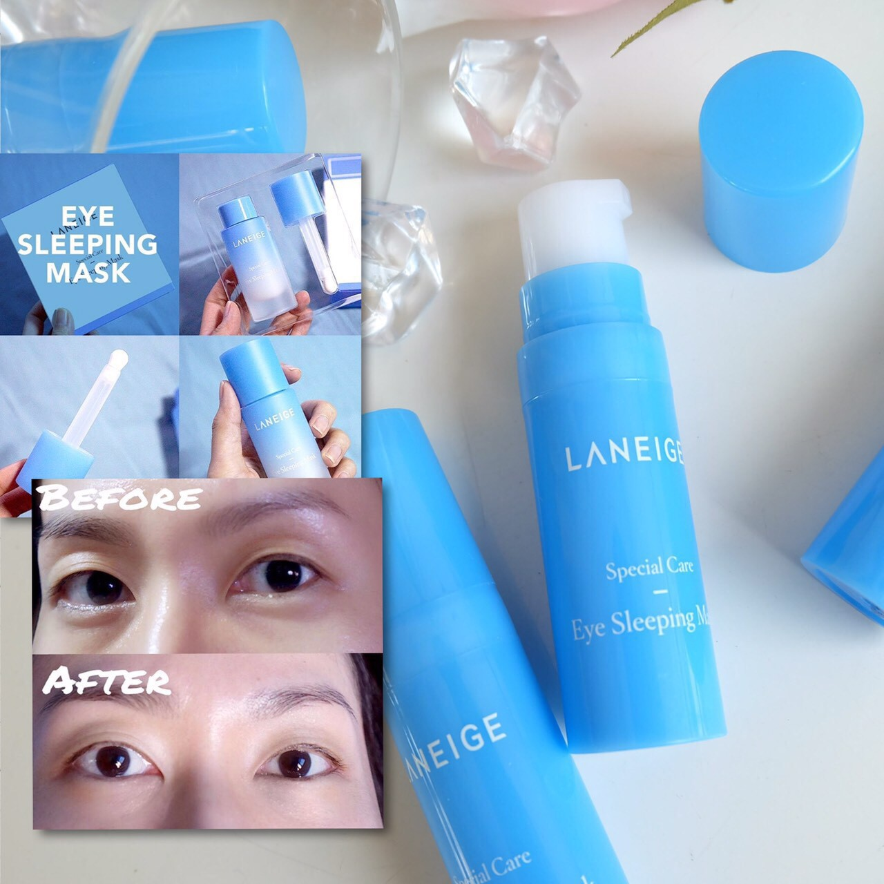 Sample Laneige Eye Sleeping Mask 5ml