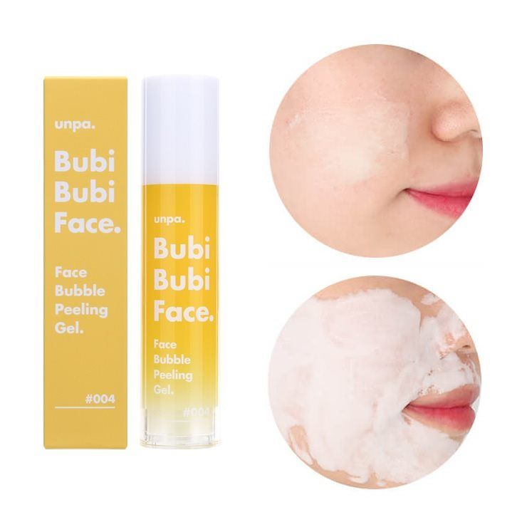 Bubi Face Bubble Peeling Gel