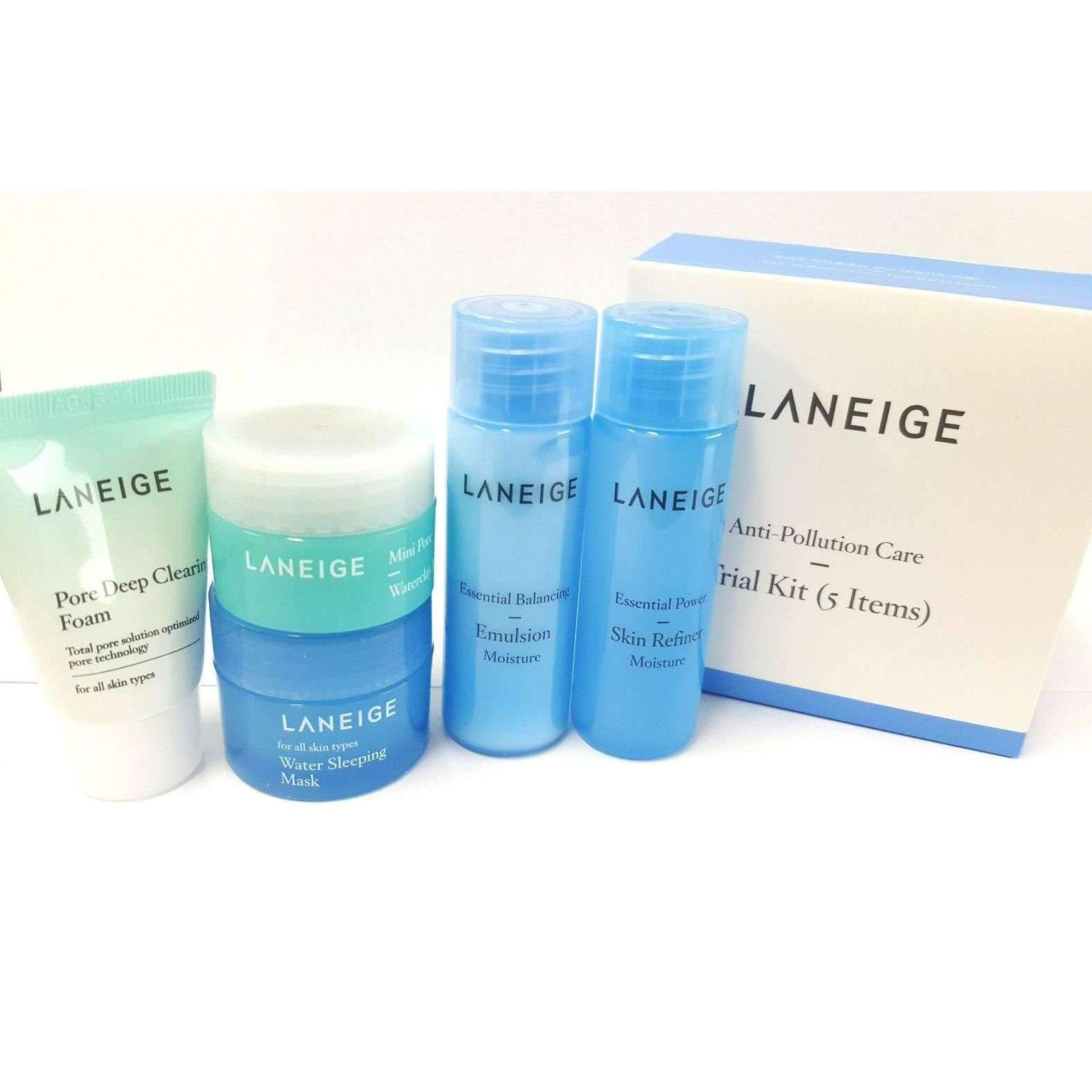 Laneige Anti Pollution Care (5 Items)