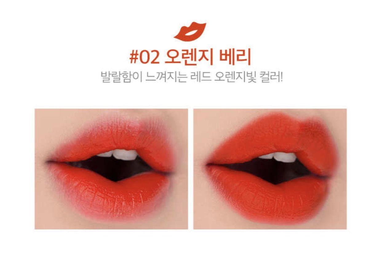 Son Kem Secret Key #2 Orange Berry