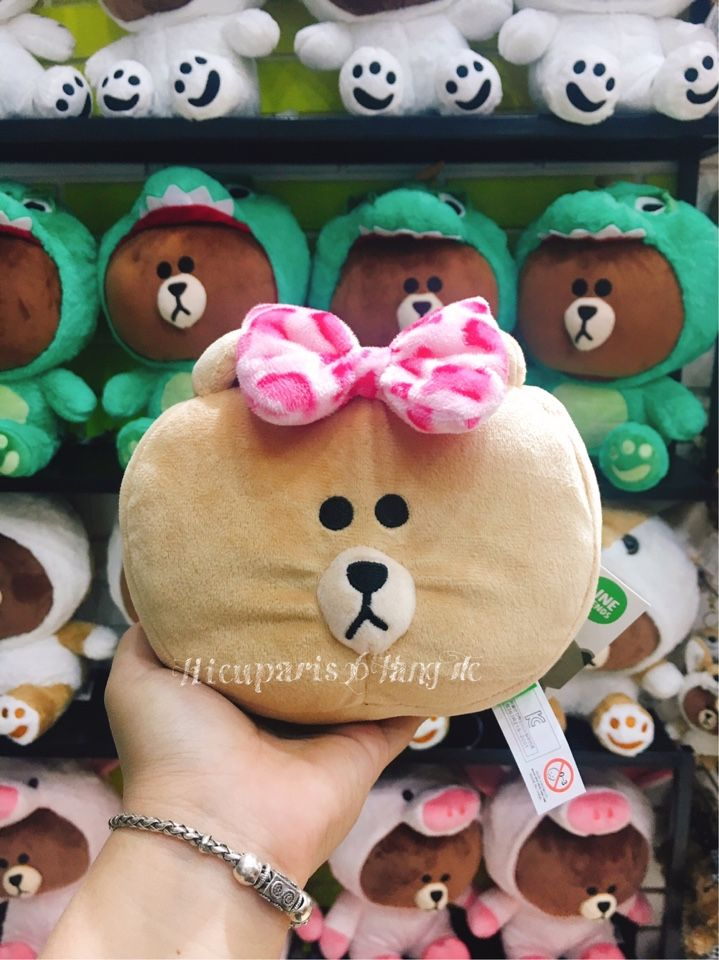 Gối mini Linefriend