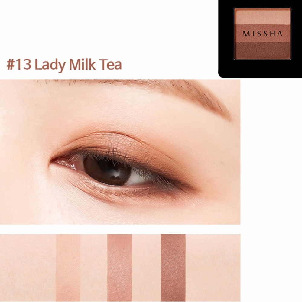 MISSHA Triple Shadow #13