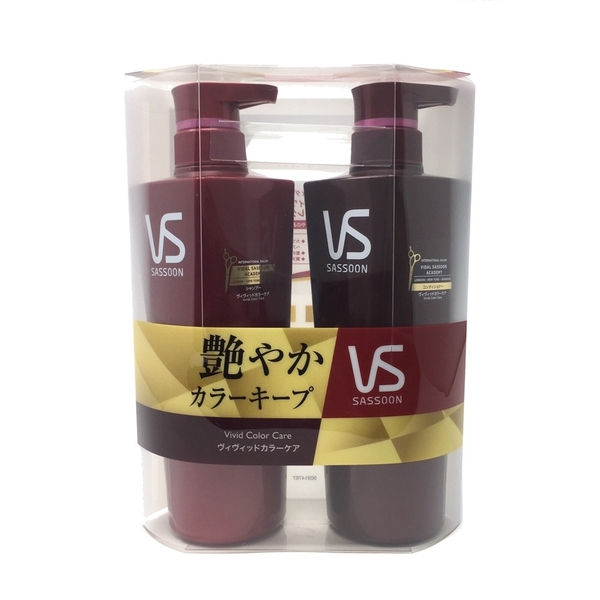 Dầu Gội Xả VS #Vivid Color Care