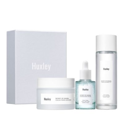 Set Huxley Secret Of Sahara Hydration Trio
