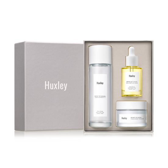 Set Huxley Secret Of Sahara Extra Moisture Trio