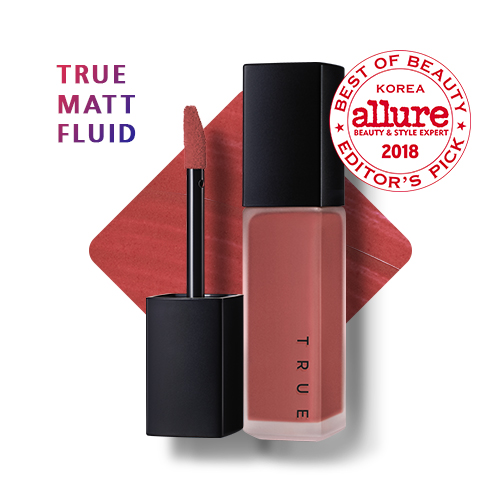 Son Apieu True Matte Fluid #CR01