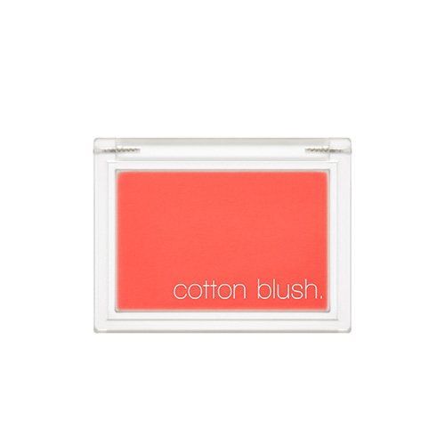 Phấn Má Missha Cotton Blush #Red Flat