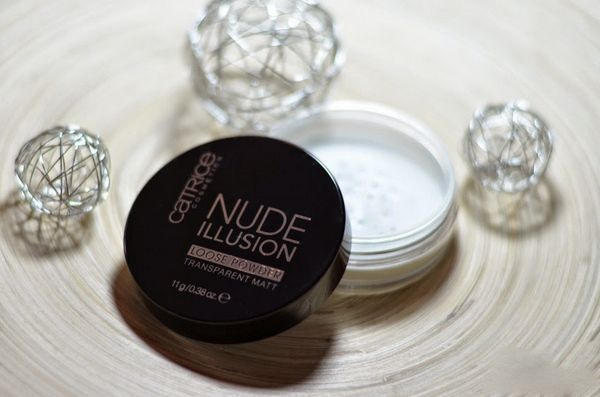 Phấn Phủ Bột Catrice Nude Illusion