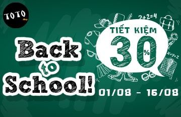 Back To School - Sale Upto 30%