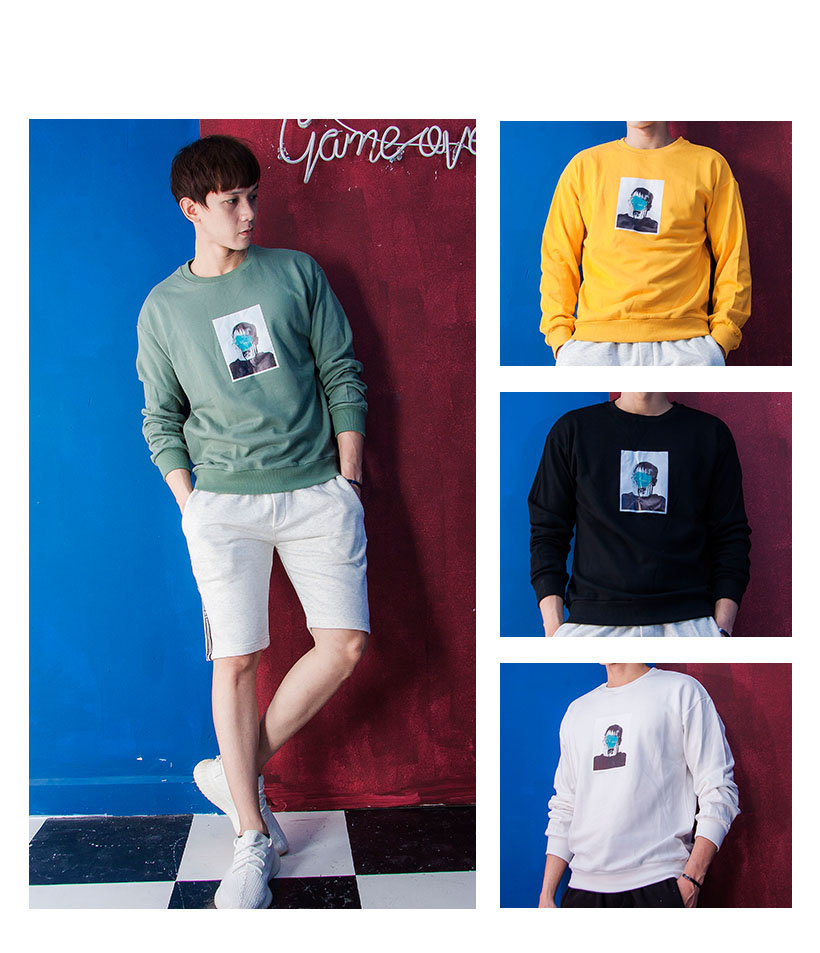 sweater nam totoshop