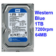 Western Digital Blue WD10EZEX 1TB