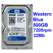 Western Digital Blue WD5000AZLX 500GB