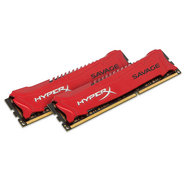 Kingston 16GB 1600MHz DDR3 Non-ECC CL9 DIMM (Kit of 2) XMP HyperX Savage (HX316C9SRK2/16)