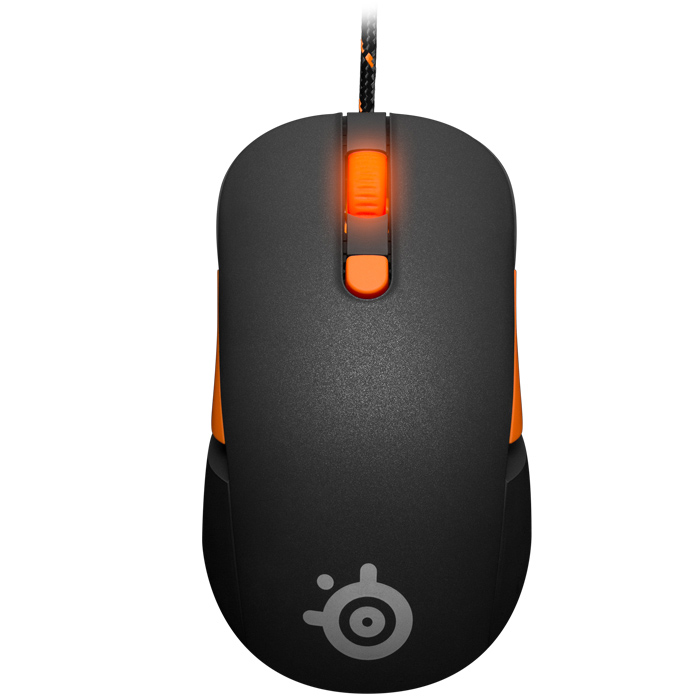 Chuot Steelseries Kana V2 Black