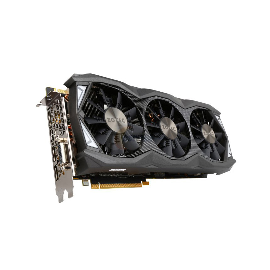 Card man hinh ZOTAC GeForce GTX 980 Ti AMP! Extreme 6GB DDR5 384bit