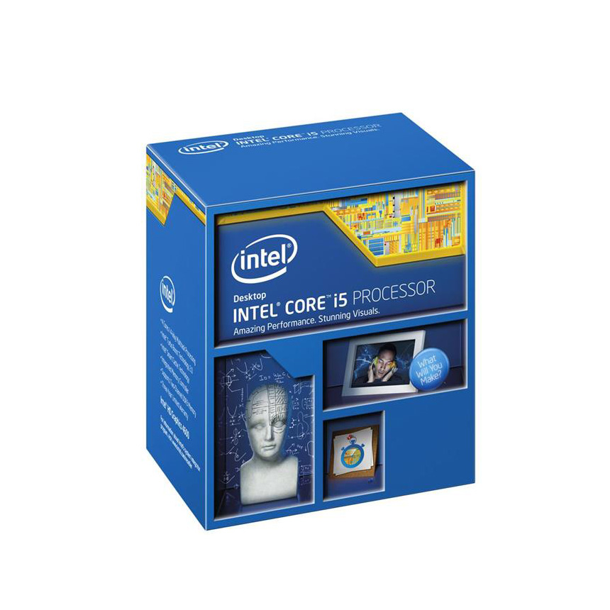 CPU Intel Core I5-4460 Socket 1150