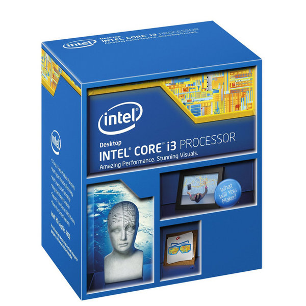 CPU Intel Core i3- 4160 Socket 1150