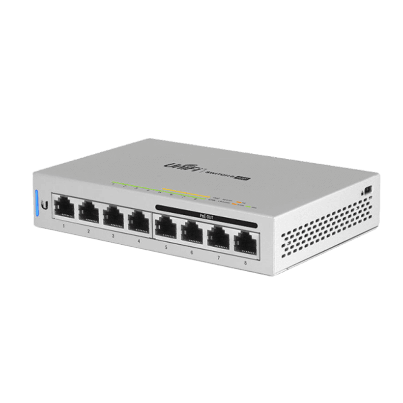 Switch Ubiquiti Unifi US-8-60W