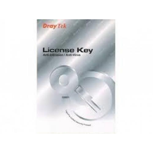 Draytek Vigor Silver Card - CommTouch WCF License key
