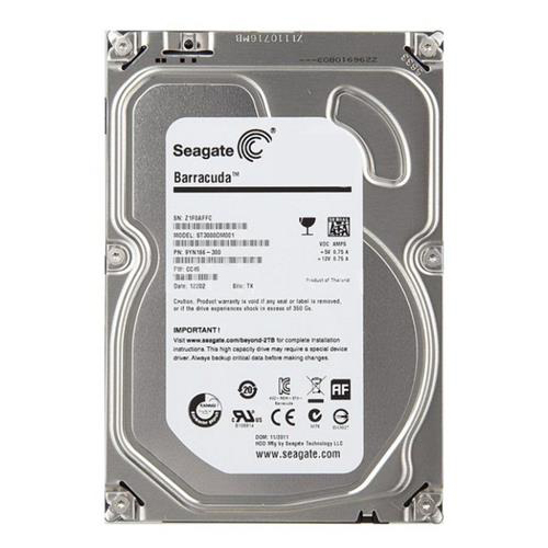 O cung SEAGATE Barracuda 500GB 3.5