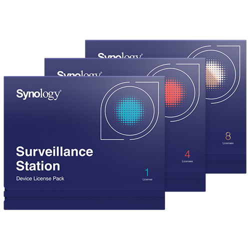 SYNOLOGY SURVEILLANCE LICENSE 1