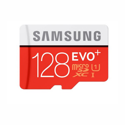 The nho Samsung micro SDXC UHS-I 128GB
